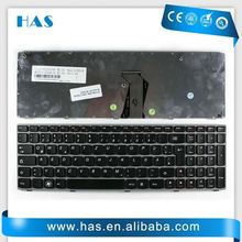 Genuine Laptop keyboard for Lenovo Z580 Z580A Z585 Z585A G580 G580A G585 G585A Brazilian Black