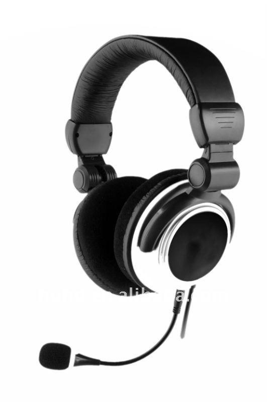 5.1 channel surround sound headphone Computer USB headset with 8-driver built-in
