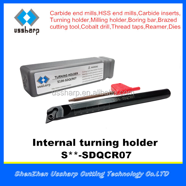 for CNC machine usage external turning tool,internal turning tool,turning holder various carbid insert holder