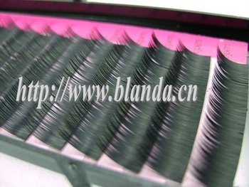 Hot Eyelash Extension individual Lashes tray