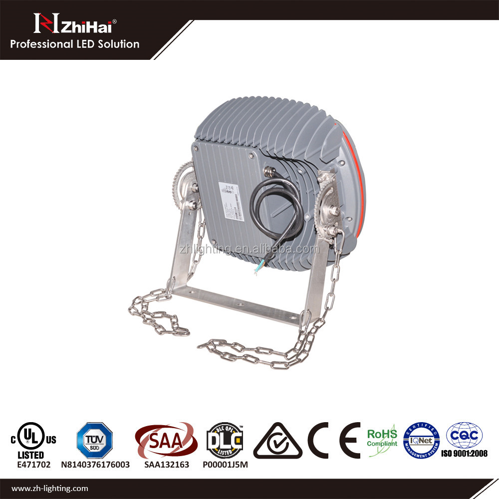 Aluminum Alloy Lamp Body Material and IP65 IP Rating 180w led flood light