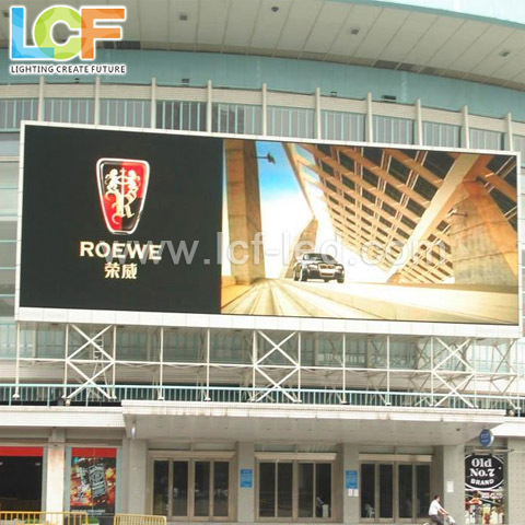 p16 led display for FOXCONN promotional for christmas sale 2014