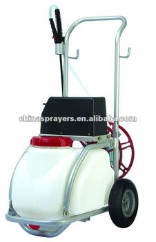 Trolley Battery Power Sprayer, Diaphragm pump sprayer AT-30M3