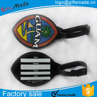 adjustable strap buckle/luggage spare parts/self laminating luggage tags
