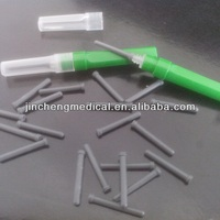 disposable rubber sleeve for blood collection set with CE&ISO Certificate