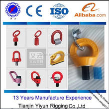 company lifting swivel eye bolts