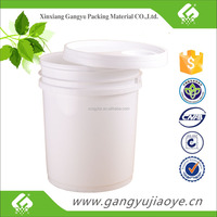 Cheap 20 liter Paint Bucket plastic in ink oil lubricants