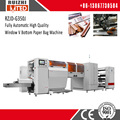 Imported Germany BECKHOFF Equipment Fantastic Function Full Automatic High Speed Paper Roll Feed Kraft Bag Making Machine Price