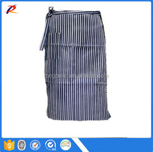wholesale Cheap Promotional Polyester Waterproof Cooking Apron,Fashion Kitchen Apron