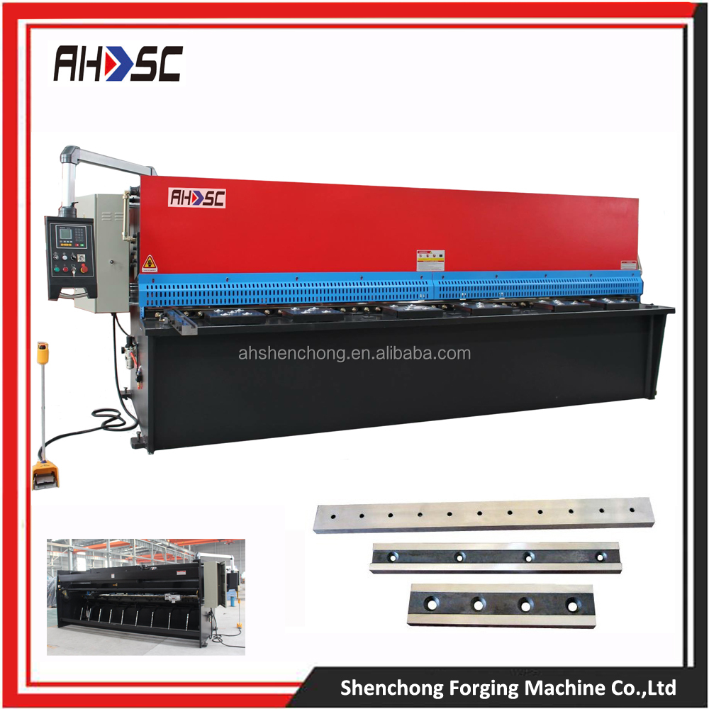 2500mm Nuncoil-level Real manufacturer for reasonalbe price guillotine shearing machine