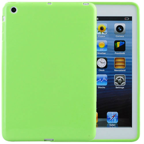 IMPRUE For Ipad MINI Solid Soft TPU Case 8Colors Green colors