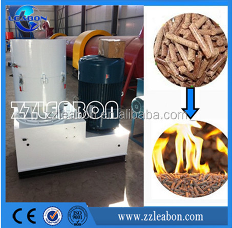 Leabon supply durable high quality wood pellet production machine for sale