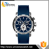 China Manufacturer Geneva Quartz Analog Watch Sports Wrist Watch