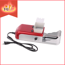 JL-004A Yiwu Jiju Import Export Company Names Good Electric Cigarette Rolling Machine with Hopper