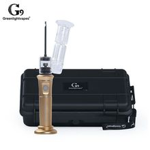 2018 Greenlightvapes concentrate herb vaporizer wax vape pen dab rig vapor starter kits