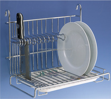 Metal Kitchen Wall Hanging Wire Knife Holder&Kitchen Plate Rack/Kitchen Utensil Wall Rack( 900.139.000 )