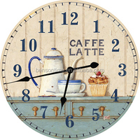 Cason wooden antique standing clocks for home decoration
