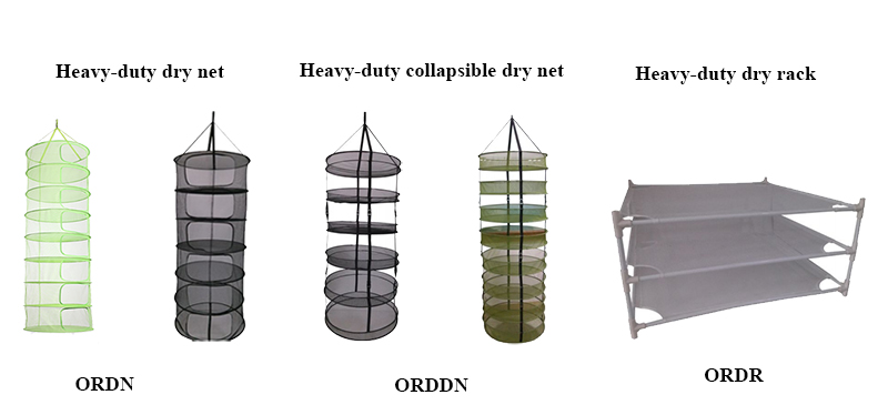 Orientrise 4,65,6,8 layer Factory direct supply Greenhouse hydroponic heavy-duty dry net