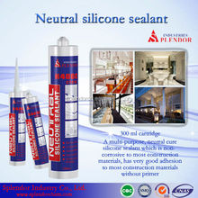 Neutral Silicone Sealant/ household silicone sealant materials use for furniture/ spray silicone sealant