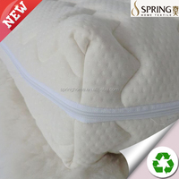 polyester quilted memory foam mattress encasement cover
