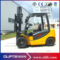 Top Quality Powerful Electric Forklift