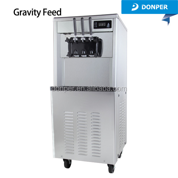 Donper new products the ice cream maker D625 buy direct from china