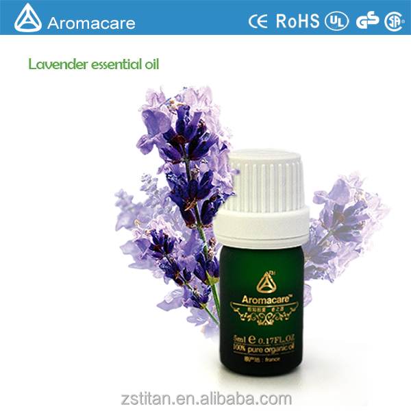 Organic Aromatherapy 100% Pure Lavender Essential Oil