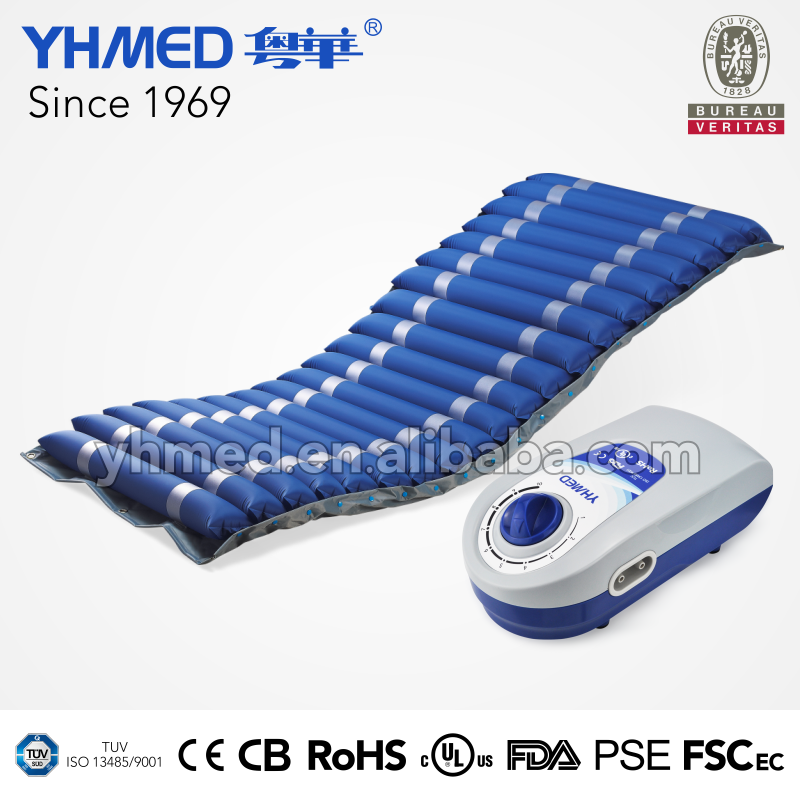 Hospital cushion bedridden medical air mattress massage air bed