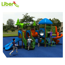 China commercial outdoor children playground equipment