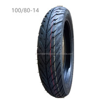 spare parts for chinese motorcycles 100/80-14motorcycle tyre with Dot E4
