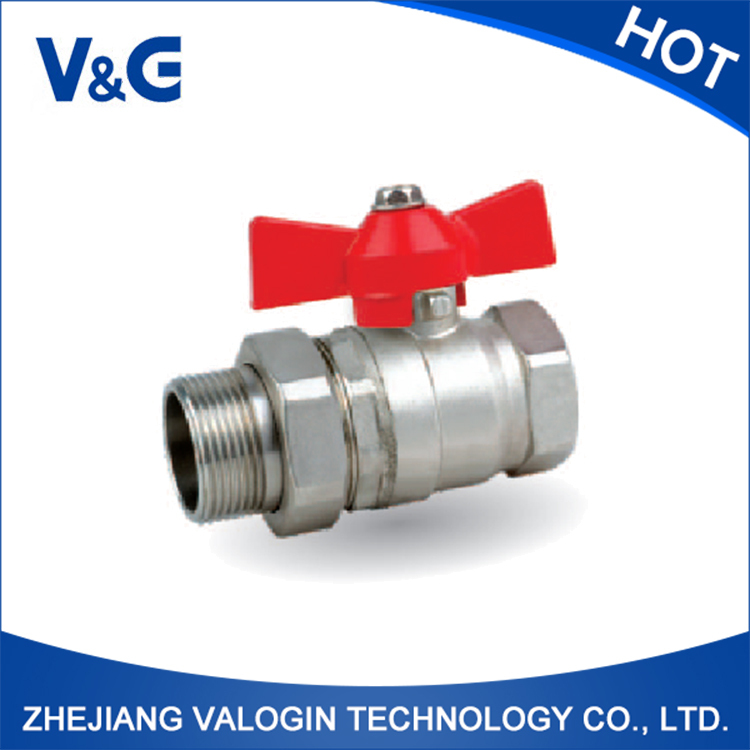 2015 New high quality cheap water ball valve picture