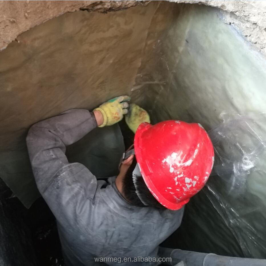 protective coating for underground well