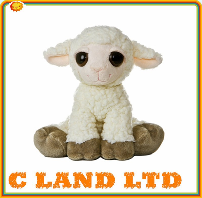 Pretty Animal Toy Baby Toy Plush Lamb