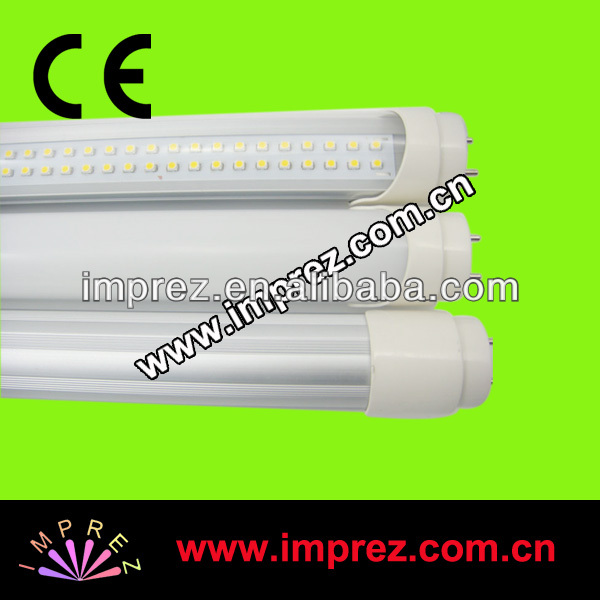 1.2m 18w korea t8 led tube light 96pcs T8 led tube