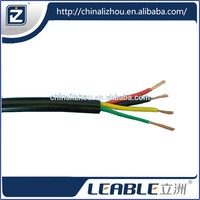 PVC insualted power cable pvc electric cable