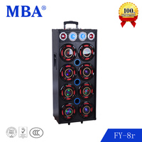 Guangzhou Portable USB SD Professional Portable DJ Stage Sound Equipment