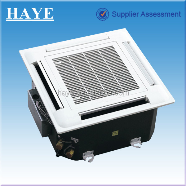 Professional Central Air Conditioner Cassette Air Fan Coil directly from factory made in China