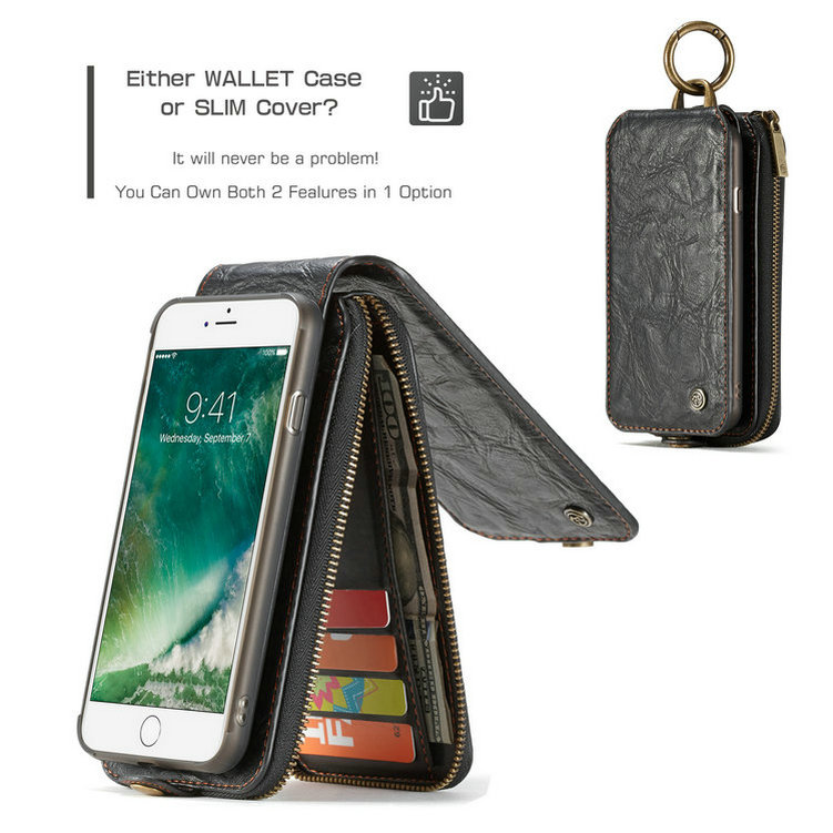 for apple iphone 7 Mobile accessory, leather cell phone cases for iphone 7,Purse for power bank