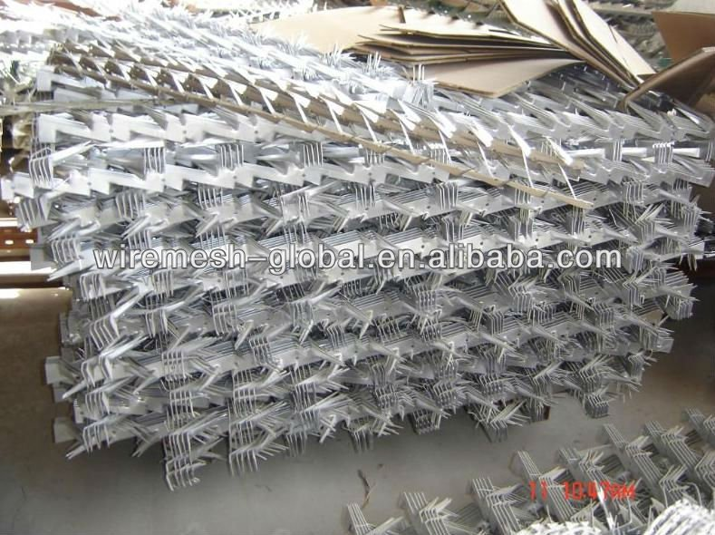high quality and hot sale Wall Spikes,Razor Spike,Anti Climb Spikes