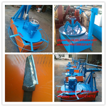High output used rubber tire recycling machine/Reclaimed Rubber Production Line