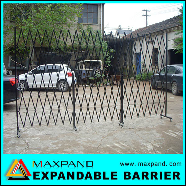 Road Security Portable Pedestrian Control Mobile Site Fencing