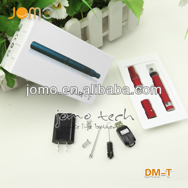 dry herb atomizer 510 Dry Vaporizer Led Display dmt e cigarette e hookah pen wholesale