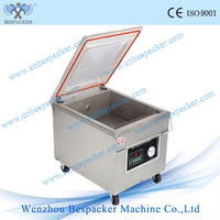 DZ450 Automatic food vacuum packing machine for packing biscuit