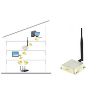 New 2.4GHz 8W WiFi Amplifiers for Wireless Router Network Card