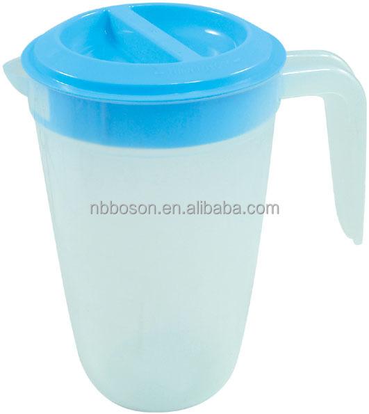 2l Plastic Pitcher,Jug,Water Cooler Jug - Buy Pitcher,Jug ...