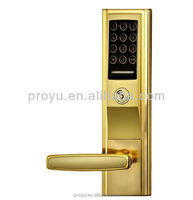 Password electric cerradura for home lock PY-8821-Y