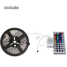 SMD3528 High Quality Nonwaterproof/Waterproof 5mm RGB LED Strip Light