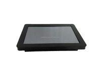 17 inch fanless industrial touch screen all in one pc