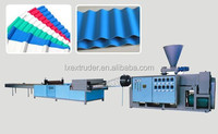 New Type PVC/ASA/PMMA Synthetic Resin Tiles Roofing Machine