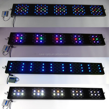 high output 20000k programmable led aquarium lights 1.5M for coral reef fish shop